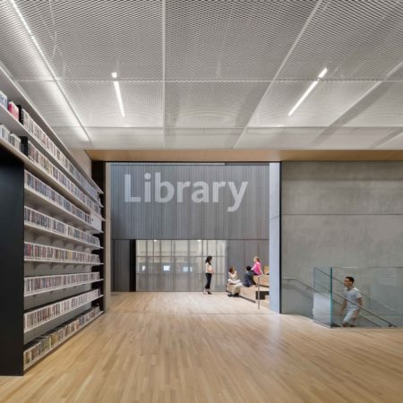 New york public library 53rd street branch horton lees - Oakland community college interior design ...