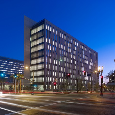 Lapd Headquarters Horton Lees Brogden Lighting Design