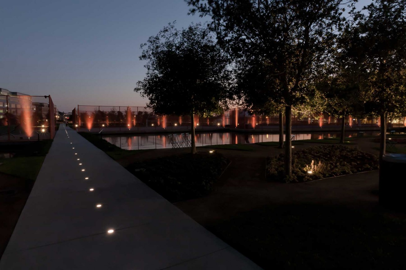 Playa Vista Central Park – Horton Lees Brogden Lighting Design